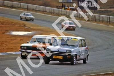 SL Speedocruise 2 hr A Terlouw Renault 5 GTL, (permission Roger Swan)