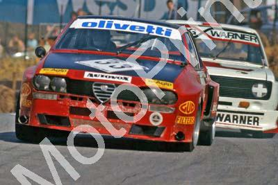 SL Speedocruise Star prod Aug A Chatz Alfa GTV_ J Coetzee Escort (permission Roger Swan) (2)