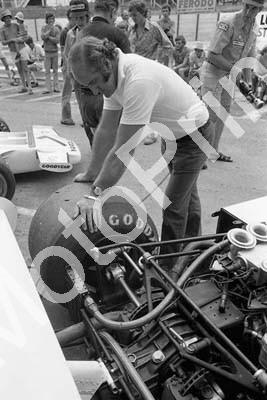 1973 SA GP Denny Hulme (permission Roger Swan) 059