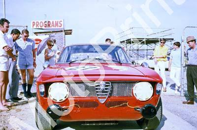 1968 SL 9hr Alfa GTA Junior Alderton Driver (thanks Vito Momo via G Cavalieri) 041