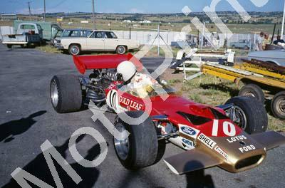 1970 SA GP Lotus 49 John Miles paddock NOTE INTAKE BULGE ON NOSE (thanks Vito Momo via G Cavalieri) 030