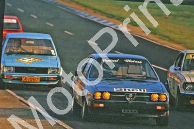 1982 SA GP support Gp 1 W58 Louis Parsons Alfa check 77 Jan Hettema Toyota GL (thanks Roger Swan) (15)