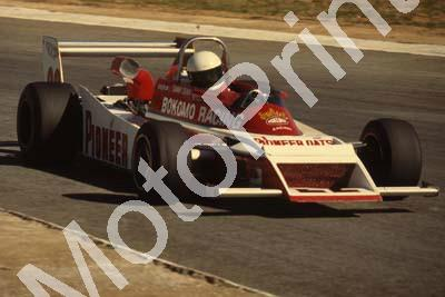 1980 Kya FA 22 Tommy Dunn March 79A (courtesy Roger Swan)