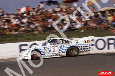 1981 9 hr 3 Porsche 935 Bell, de Navarez, Moretti (courtesy Malcolm Sampson Motorsport Photography) (6)