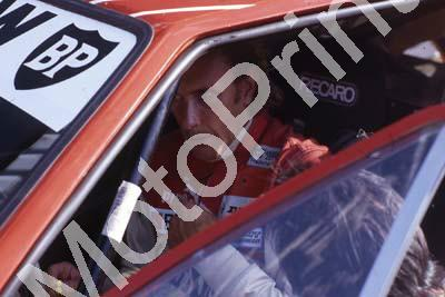 1981 9 hr 7 Hans Stuck Walter Brun BMW M1 (courtesy Roger Swan) (4)