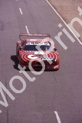 1981 9 hr 7 Hans Stuck Walter Brun BMW M1 (courtesy Roger Swan)