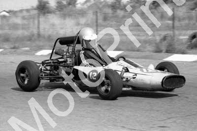 1971 Isando kart track Andre Van der Merwe (permission Malcolm Sampson Motorsport Photography