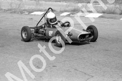 1971 Isando kart track Norman Mulle (permission Malcolm Sampson Motorsport Photographyr