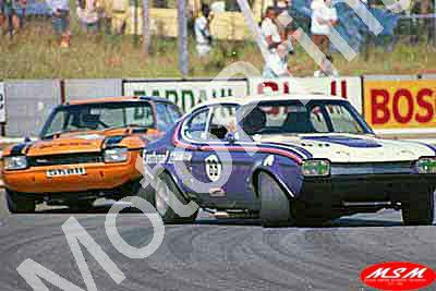 1973 SL Star prod B9 Capri V6 K Venter; A Lavoipierre (permission Malcolm Sampson Motorsport Photography (19)