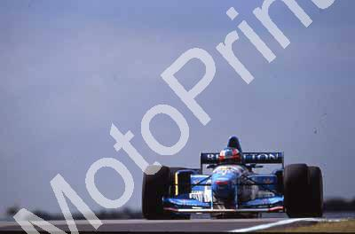 1995 British GP Schumacher Benetton Renault 024