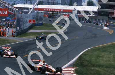 1999 Canadian GP R Schumacher 404