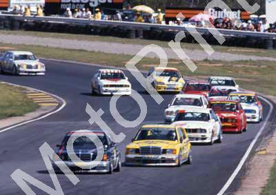 1990 Kya DTM 1 3 rolling start (Courtesy Roger Swan) 198