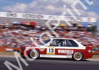 1990 Kya DTM 13 Deon Joubert BMW Winfield SCANNED A4 20X30 CM (Courtesy Roger Swan) (2)