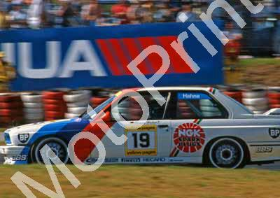 1990 Kya DTM 18 Dieter Quester BMW SCANNED A4 20X30 CM (Courtesy Roger Swan) (2)