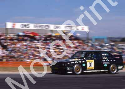 1990 Kya DTM 31 Peter Lanz BMW SCANNED A4 20X30 CM (Courtesy Roger Swan) (2)
