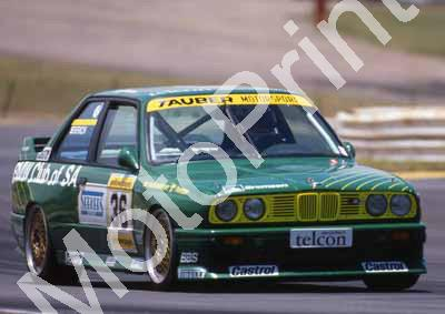 1990 Kya DTM 36 Severich BMW SCANNED A4 20X30 CM (Courtesy Roger Swan) (3) - Click Image to Close