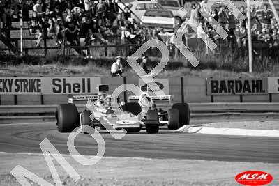 1974 Kya SS 6 Ian Scheckter Lotus 72 (permission Malcolm Sampson Motorsport Photography) (5)