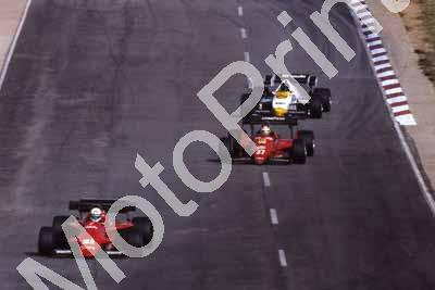 0 group Baldi, Alboreto, Laffite (courtesy Roger Swan) 465