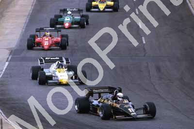 0 group De Angelis, Laffite, Alboreto, Patrese (courtesy Roger Swan) 516