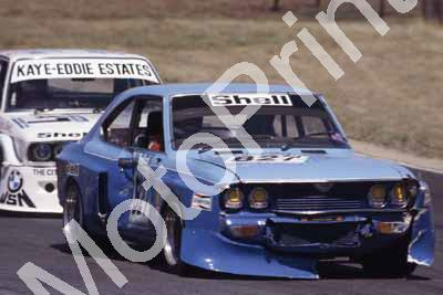 1983 Kya Alfa Tfy Sept Wesbank B27 Willie Hepburn Mazda mod note damage (Courtesy Roger Swan) (32)
