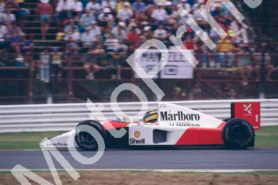 1 Ayrton Senna McLaren MP4-6b 05653 (no sale, contact website for quote on bigger MB version and prints A3 and larger) (3)