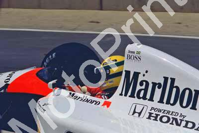 1 Ayrton Senna McLaren MP4-6b 07716 (no sale, contact website for quote on bigger MB version and prints A3 and larger) (18)