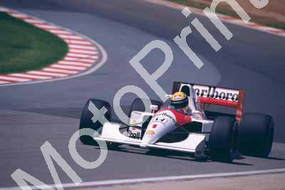 1 Ayrton Senna McLaren MP4-6b 07764 (no sale, contact website for quote on bigger MB version and prints A3 and larger) (1)