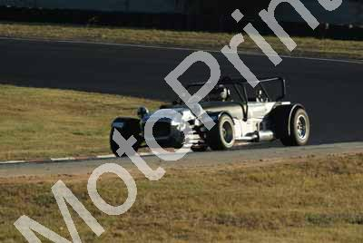 10 Hennie Trollip Dave Sinclair Lotus 7 - Click Image to Close
