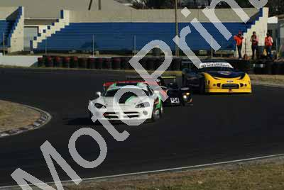 13 Charl and Harry Arangies Dodge Viper 34 Mark Lauth Mike Verier Shelby 84 Dave Alhadeff Jaco Arnold Lambert Panoz (2)