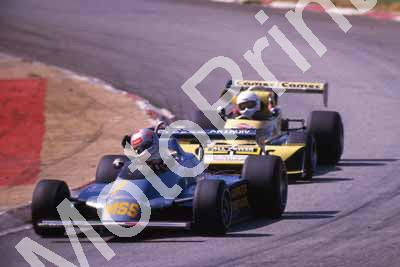 1985 Kya F2 Oggi Tiles 11 Keith Horwood Maurer MM81; Terry Moss March 77B (courtesy Roger Swan) check (46)