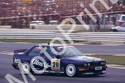 1991 Kya DTM 28 Kurt Konig Auto Maass Climair Auto (courtesy Roger Swan) (1) - Click Image to Close