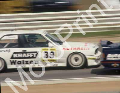 1991 Kya DTM 39 Dieter Quester Linder M Team 'not sharp'(Courtesy Roger Swan) (1)