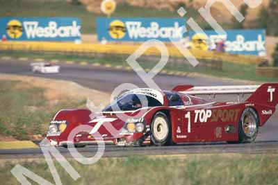1987 Yellow Pages 1 Sarel van der Merwe Porsche 962 (courtesy Roger Swan) (4)
