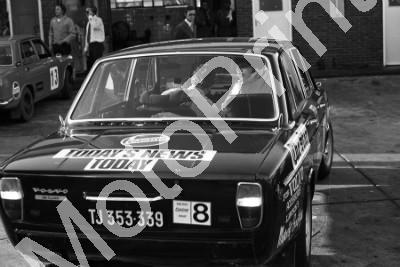 1972 Castrol Rally Volvo Jannie Kuun Kassie Kasselman (permission Malcolm Sampson Motorsport Photography) (9)