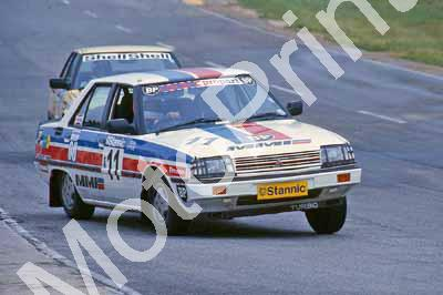 1985 Kya Stannic A11 Tredia turbo Collin Burford (courtesy Roger Swan) (3)