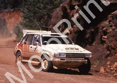 1988 Nissan 400 1 Serge Damseaux, Vito Bonafede Toyota Conquest(courtesy Roger Swan) (22)