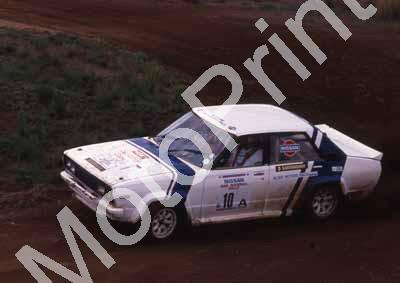 1988 Nissan 400 10 Lappies Labuschagne Menno Havelaar Nissan (courtesy Roger Swan) (21)