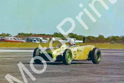 1964 St Albans Dennis Guscott Lotus 7 circa 1963-5 poor quality (courtesy Lionel Rowe)