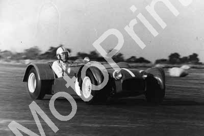 1964 St Albans Lionel Rowe Lotus 7 photo blemishes (courtesy Lionel Rowe)