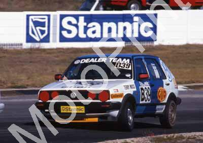 1990 Aldo Scrib Stannic B39 Terry Moss VW Golf GTi scanned A4 20x30cm (courtesy Roger Swan) (3)