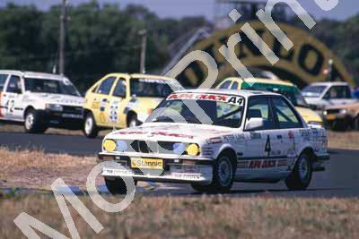 1988 6 hr 4 Peter Lanz, Paddy O'Sullivan BMW 325i (Roger Swan) (2)