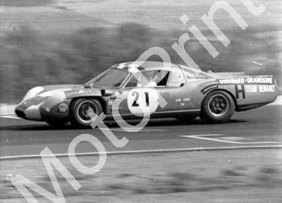 1967 21 P Depailler, H Grandsire Alpine(Malcolm Sampson Motorsport Photography)