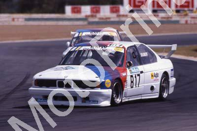 1992 Kya Feb Wesbank B17 Deon Joubert BMW 535i (courtesy Roger Swan) (1)