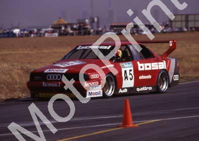 1992 Midvaal Wesbank A5 Chris Aberdein Audi turbo scan 20x30cm (Roger Swan) (6) - Click Image to Close