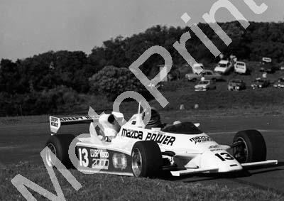 1984 EL F2 Brut GP 13 Dave Charlton Maurer MM82 scan 20x30cm (permission Malcolm Sampson Motorsport Photography)