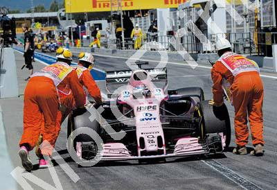 2017 Spanish GP 11 Sergio Perez Force India image approx 1181x810pixels(courtesy Paolo D'Alessio) (16)