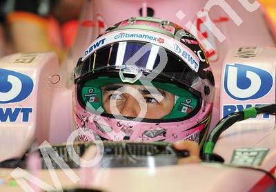 2017 Spanish GP 11 Sergio Perez Force India image approx 1181x810pixels(courtesy Paolo D'Alessio) (17)