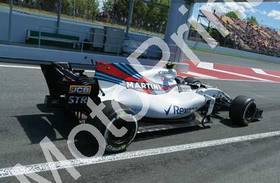 2017 Spanish GP 18 Lance Stroll Williams image approx 1181x810pixels (courtesy Paolo D'Alessio) (28)