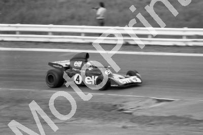 1973 SA GP SS 4 Cevert Tyrrell 006 practice used 005 rebuilt in race (permission Malcolm Sampson Motorsport Photography) (470)