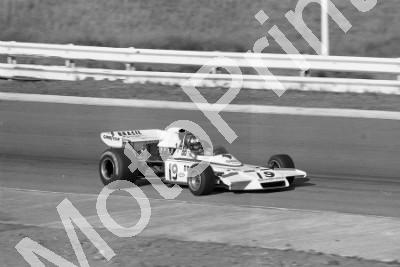 1973 SA GP SS 19 W Fittipaldi Brabham BT37-1 (permission Malcolm Sampson Motorsport Photography) (450)